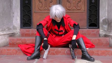 Dante-Devil May Cry by Auron-juan