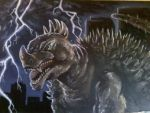 Anguirus almost done by KillustrationStudios