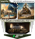 Assassin's Creed Origins by sony33d