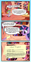 Rainbow Dashs middle name by 123TurtleShell