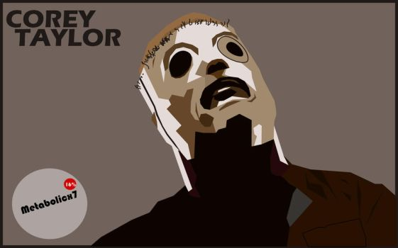 Corey Taylor from Slipknot by Metabolicx7