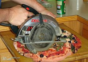 Pizza Cutter by AeminarX