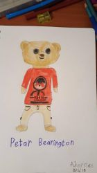 Petar Bearington by SophieSharkley