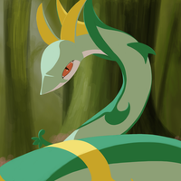 Serperior by YattaroSB