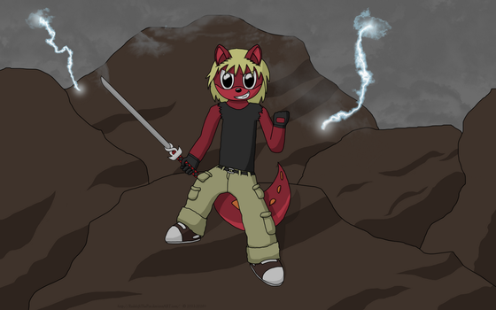 Bring It - Finished by RedshiftTheFox