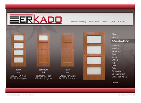 Wesite: Door Maker by invisiblestivo