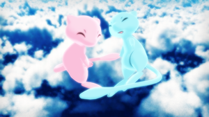MMD PK Mew DL by 2234083174