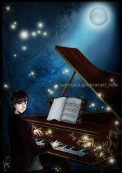 The Pianist by sorenka