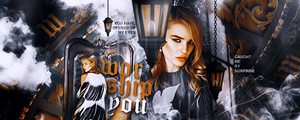 Worship You Signature - SP Challenge by Abbysidian