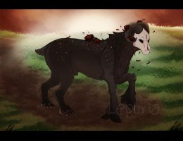 [Cinis The corrupted One] by Lepuria
