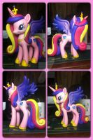 Design a Pony Luna ( Princess Cadence Ver.) by BazSg