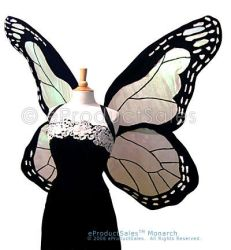 eProductSales Monarch Wings by eProductSales