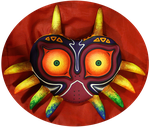 Majora's Mask (version 2) | COMMISSION by MajorasMasks