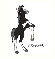 What if foal - Redmire x Onyx by mkayswritings