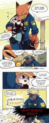 Nick's Day by Ahiru621 (translation) by gfcwfzkm