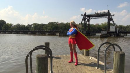 Super Michaela in HD by Project-Superwoman