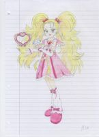Pretty Cure Max Heart by LittleViolet-13