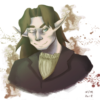 [Dig] The elf who lost his mind by hylidia