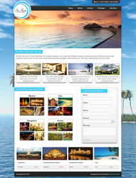 srt.co.in web design and development by solancer-com