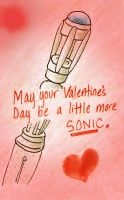 Sonic Valentine by Solemnclaw