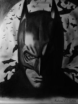 The Dark Knight Rises by Wanted75