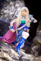 Cosplay - Celes Chere - Final Fantasy 6 by Evadoll