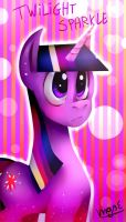 Twilight Sparkle by mariogamesandenemies