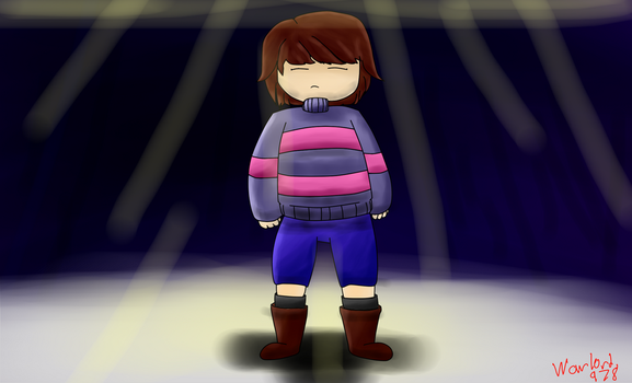 Frisk by Warlord9787