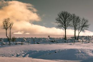 White Times ~ Nuages by OlivierAccart
