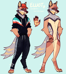 Elliot reference by Spockirkcoy