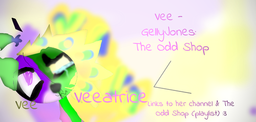 Veeatrice / Vee by Courage-Is-Contented
