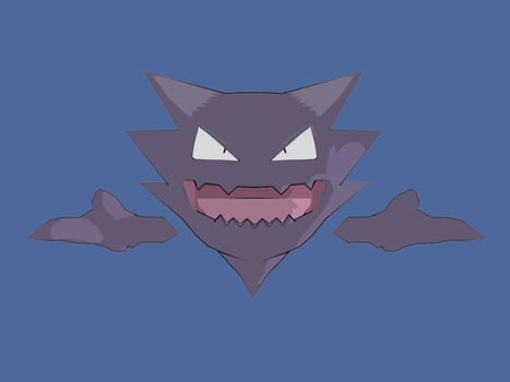Haunter Model by TheCrucius