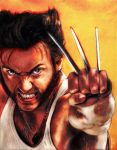 Wolverine by Art-by-Jilani