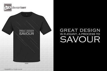 Great Design Is Elegant, A Process To Savour by NineteenPSG