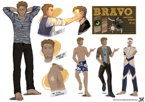 Brav. [reference] by TH3-17