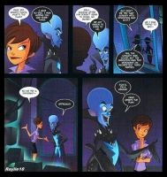Megamind Roxanne-Partners by Raylie18