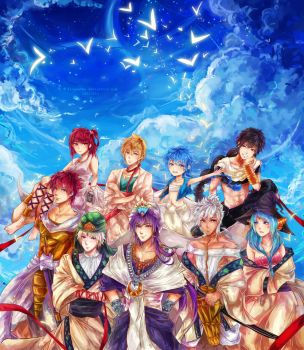 MAGI ~ by Fiveonthe