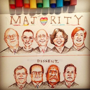 Majority Rules by mDiMotta