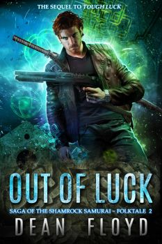 Out of Luck - Ebook Cover by FrostAlexis