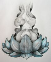 lotus by inkedforlife