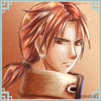 Travis (Suikoden IV) by Hemuvel