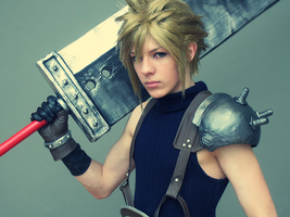 Soldier - Cloud Strife by The-Final-Distance