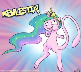 Mewlestia by johnjoseco