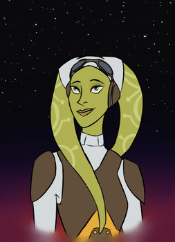 Space Mom by Agent-Hill