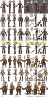 ToS Character References 016 - Desians - by G--u--y