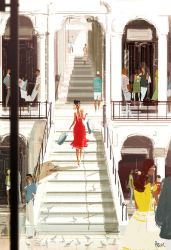 Spring Shopping. by PascalCampion