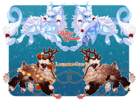 Winter Wonders Goulong Auction CLOSED by lycchii