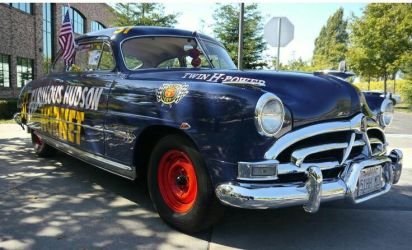 Doc Hudson in real life by carsdude