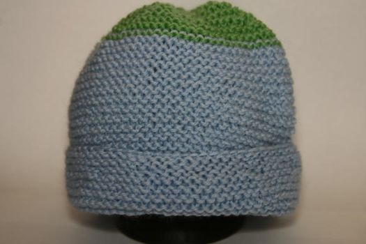 Baby hat by zuzi