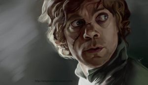 Tyrion Lannister by WinglessRin